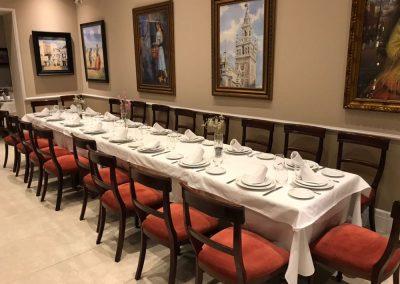 Salón Restaurante Barbiana