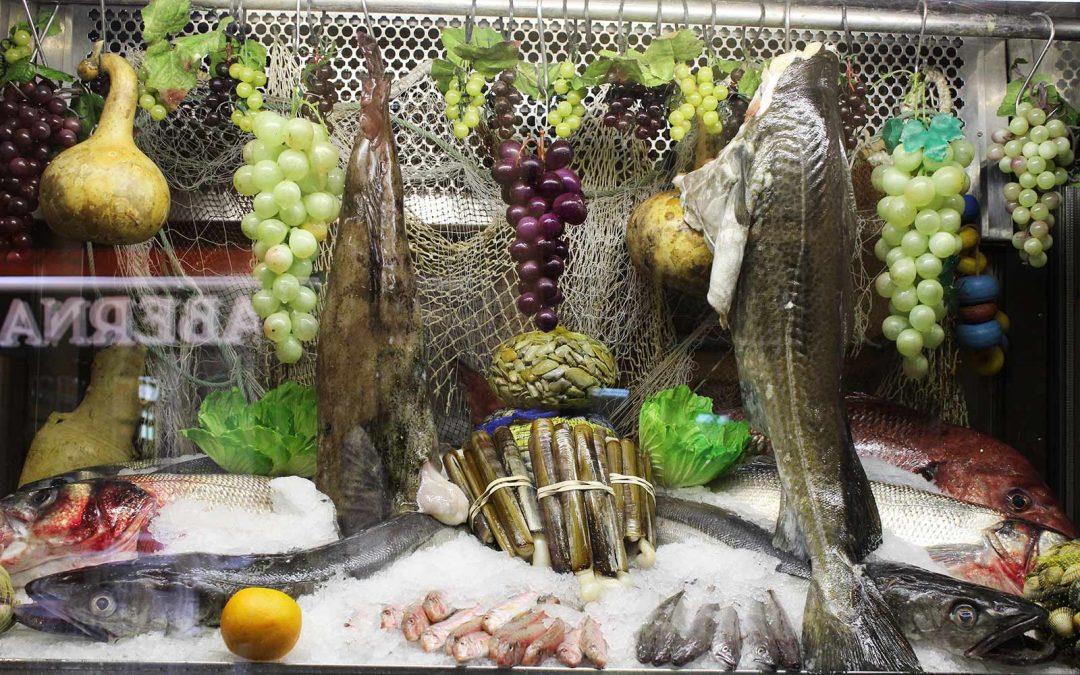 Beneficios de los productos del mar