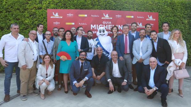 La Guía Michelin 2020 se presentará el 20 de noviembre en el teatro Lope de Vega de Sevilla