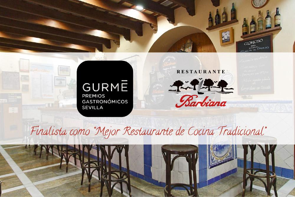 Premios Gurmé 2019 Sevilla